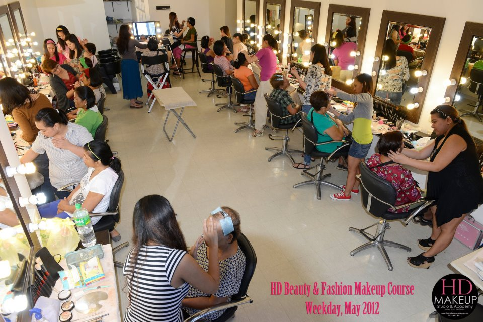 My Kichay Kit Certified Hd Makeup Studio And Academy The 10