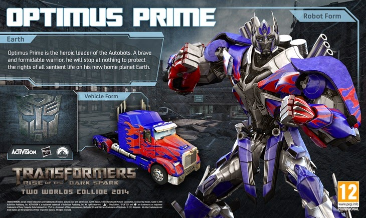 Transformers The Rise of Dark Spark