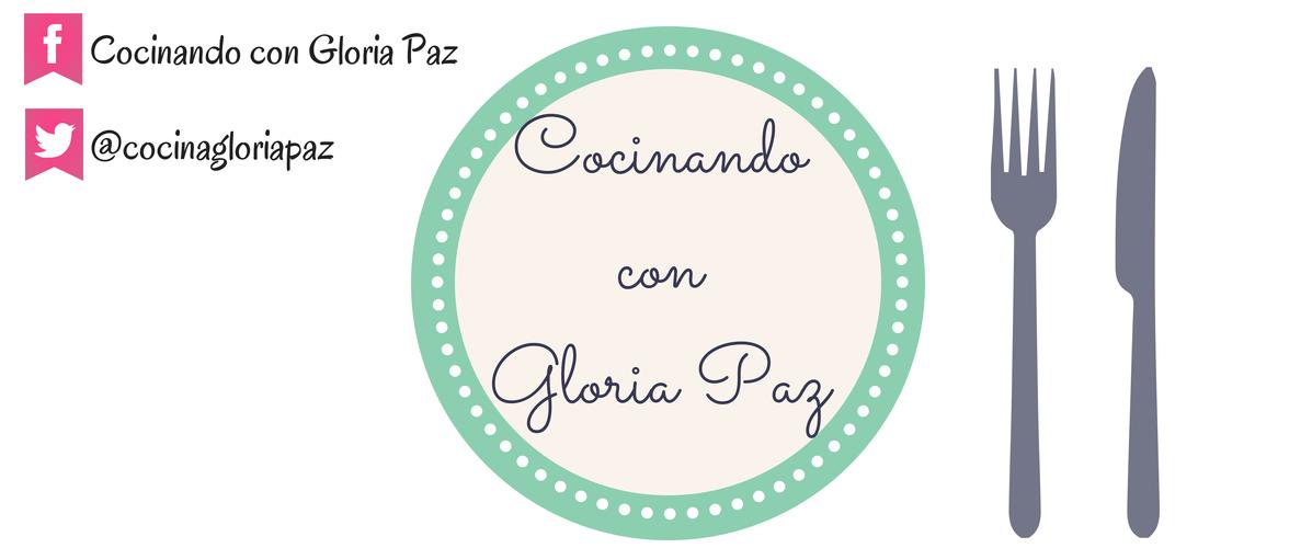 Cocinando con Gloria Paz