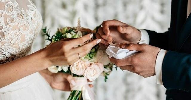 Il mondo del wedding soffre a causa del covid, in Calabria nel 2020: 64 matrimoni in meno alla settimana. I dati dell'Osservatorio MPI di Confartigianato Imprese Calabria