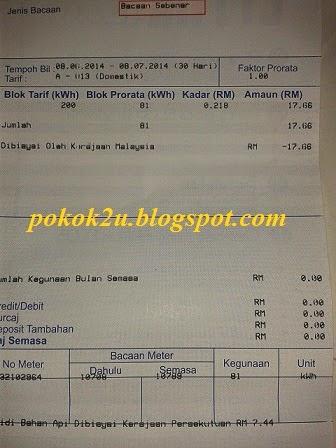 Cara Jimat Elektrik- Jun 2014 bawah RM20, jimat elektrik, cara jimat elektrik,