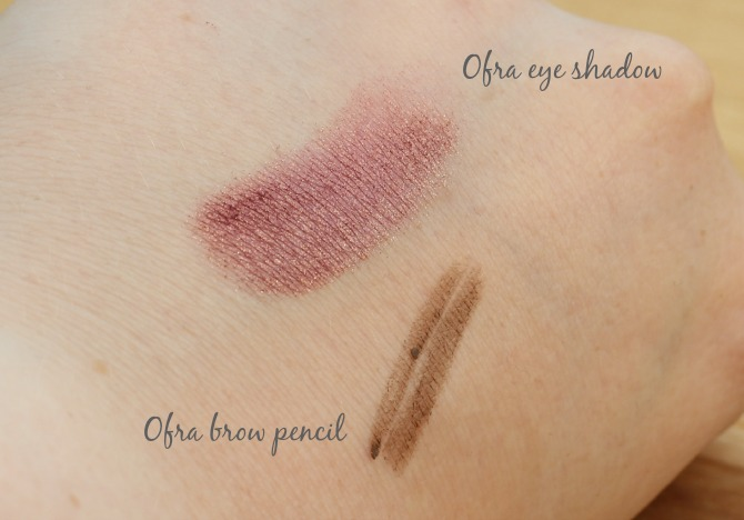 Swatched products