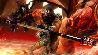 ninja gaiden 3 razors edge 360 screen 3 Ninja Gaiden 3: Razor's Edge (Xbox 360)   Screenshots