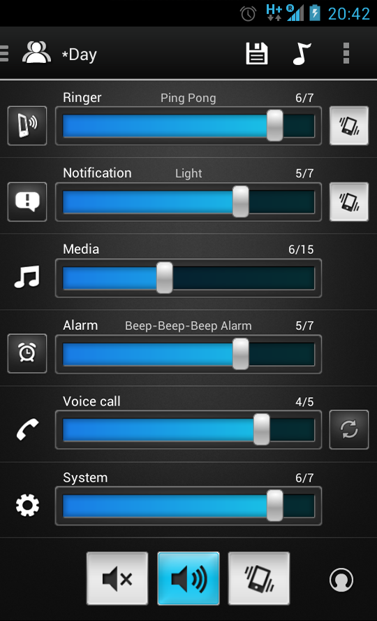 Volume Ace v3.3.0 Patched Apk