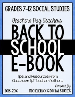 Back to School K-12 ebook freebies
