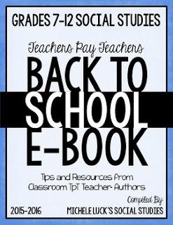 Back to School K-12 ebook freebies