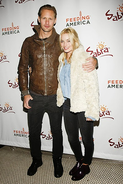 Margot Robbie and Alexander Skarsgård-new couple