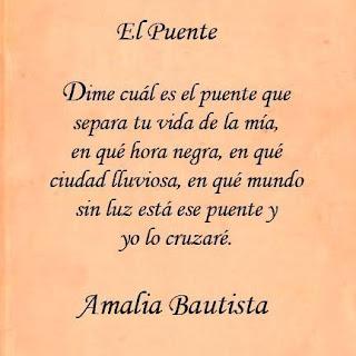 frases de Amalia Bautista