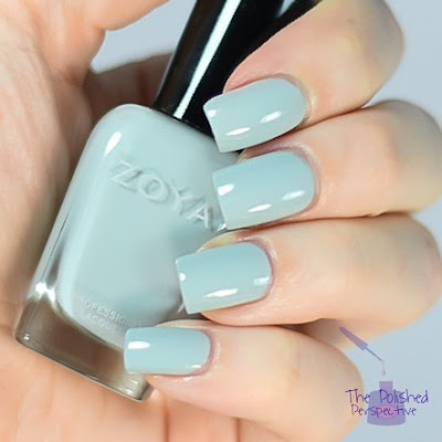 Zoya Lake swatch