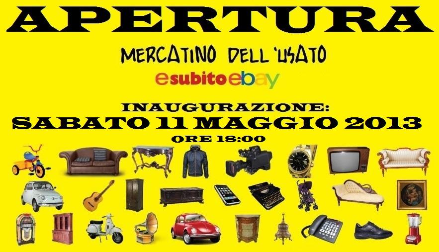 Esubitoebay mercatino dell 39 usato for Mercatino usato l aquila