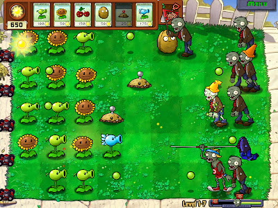 Download Game Plants Vs. Zombie | Download Game Baru.