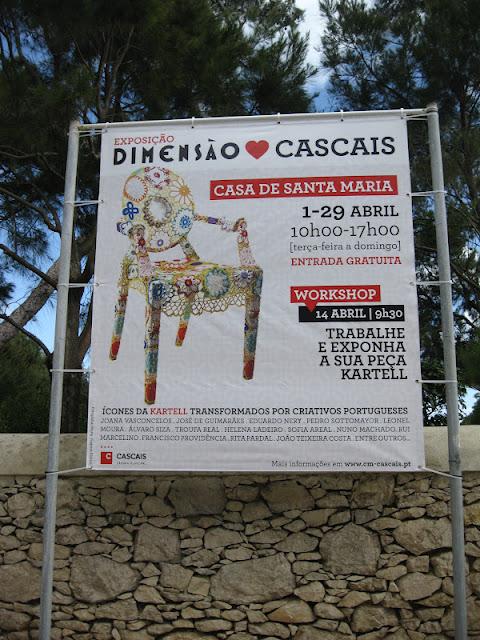 """Visita à exposição """"Dimensão Love Cascais"""""""