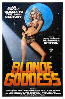 Blonde Goddess 1982