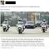 KISAH BENAR DISEBALIK ARTIKEL 'POLIS PENGIRING KALUT BILA KENDERAAN ORANG RAMAI TIDAK BERI LALUAN KEPADA PERDANA MENTERI'