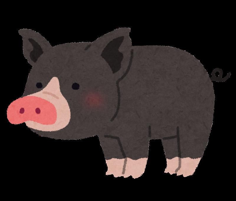 豚 イラスト 無料 に対する画像結果