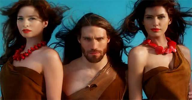 Homo Sapiens de pelo largo