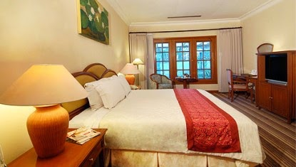 Deluxe Room Singgasana Hotels & Resorts pilihan akomodasi terbaik di Indonesia