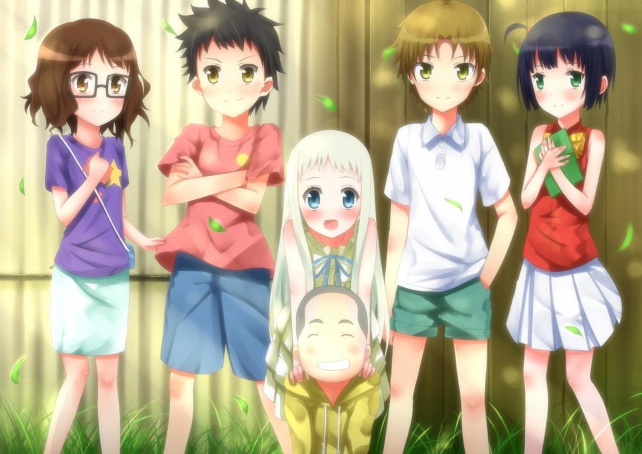 Anime ini menceritakan tentang enam orang anak muda yang dulunya membuat satu kelompok namun sekarang sudah berpisah dan tercerai berai