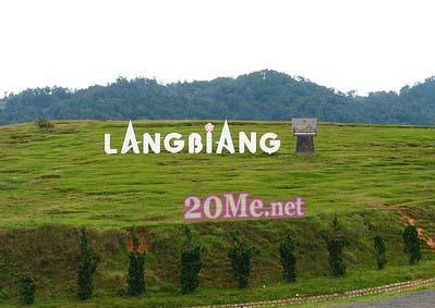 LANG BIANG DA LAT