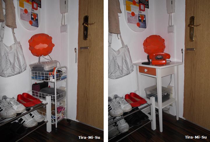 blogworld of tira mi su hemnes nach optischem tuning. Black Bedroom Furniture Sets. Home Design Ideas