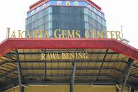 Pusat Batu Akik Jakarta, Jakarta Gems Center, Komunitas Batu Permata Rawa Bening