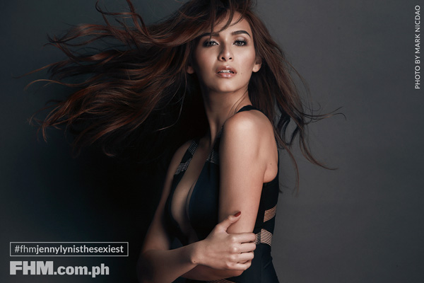 Look: Jennylyn Mercado's hot cover appearance for FHM magazine!