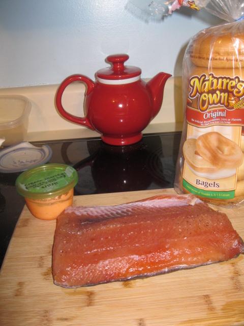 Homemade Lox (Cured Salmon)