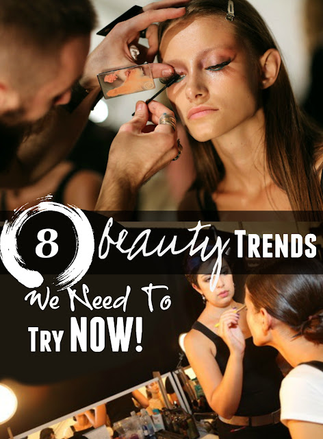 Looking for Fashions weeks top Beauty Trends... Beauty Trends We Need To Be Sporting Now, by barbies beauty bits