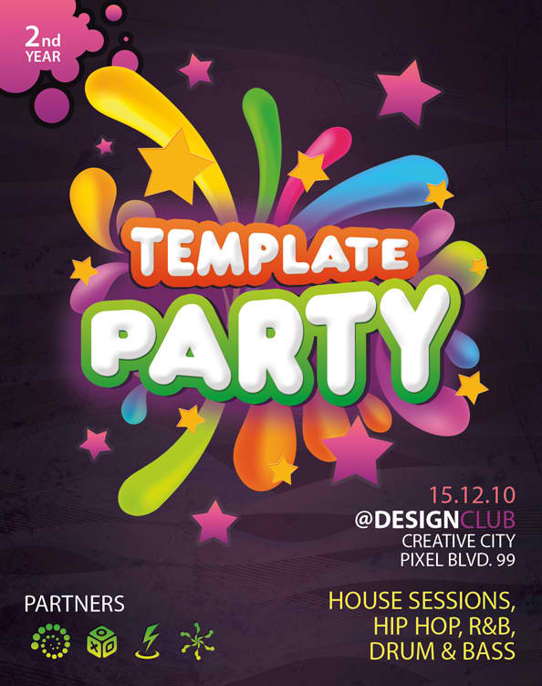 Spot The Best Free Flyer Templates On The Web For Your Bussiness Or