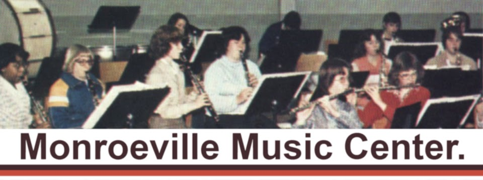 Monroeville Music Center.