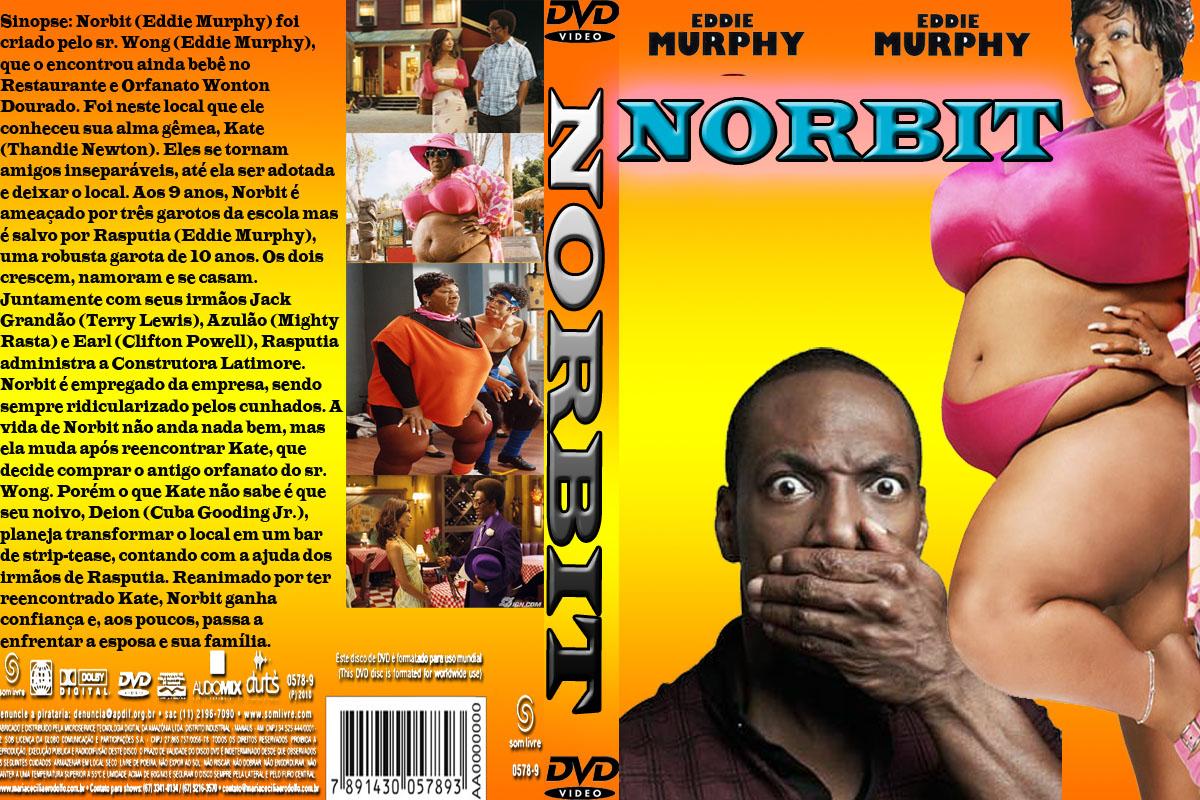 Norbit DVD