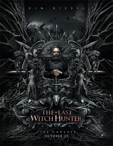 Ver El último cazador de brujas (2015) Online