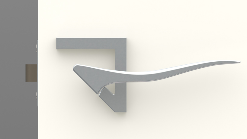 Tk Design Zen Door Handle