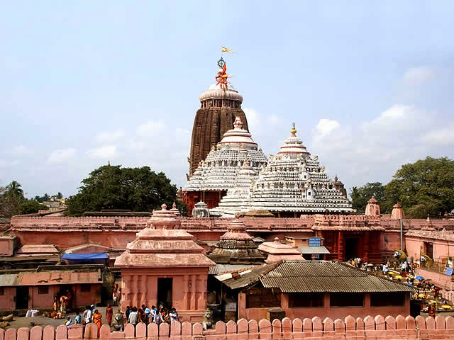 Jagannath Temple: Lord of the Universe
