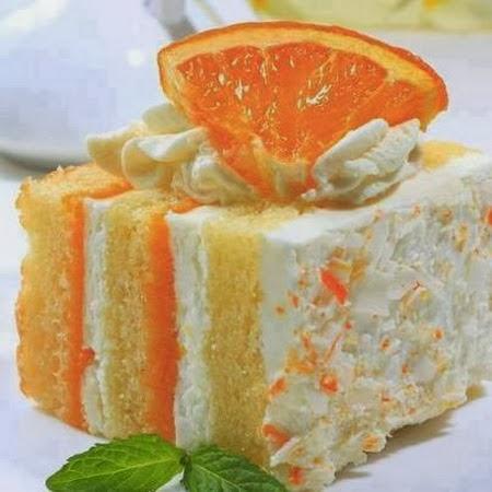 Vanilla Cake Oi