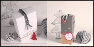 decorar regalos con lanas katia self packaging