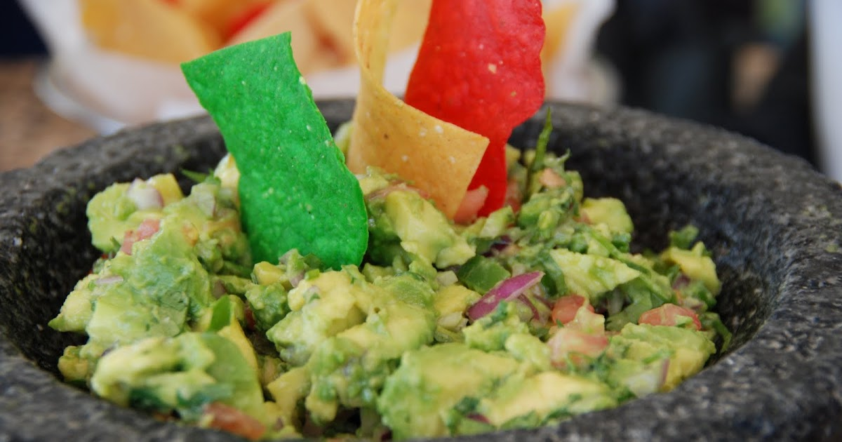 Simple Girl: The Best Guacamole