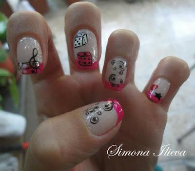 Diseños de uñas lindos y faciles