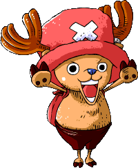 Chopper before time skip http://triallink.blogspot.com