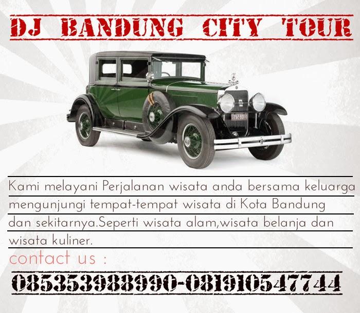 Paket Wisata Bandung City Tour
