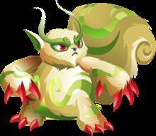 imagen del monster rudicius de monster legends