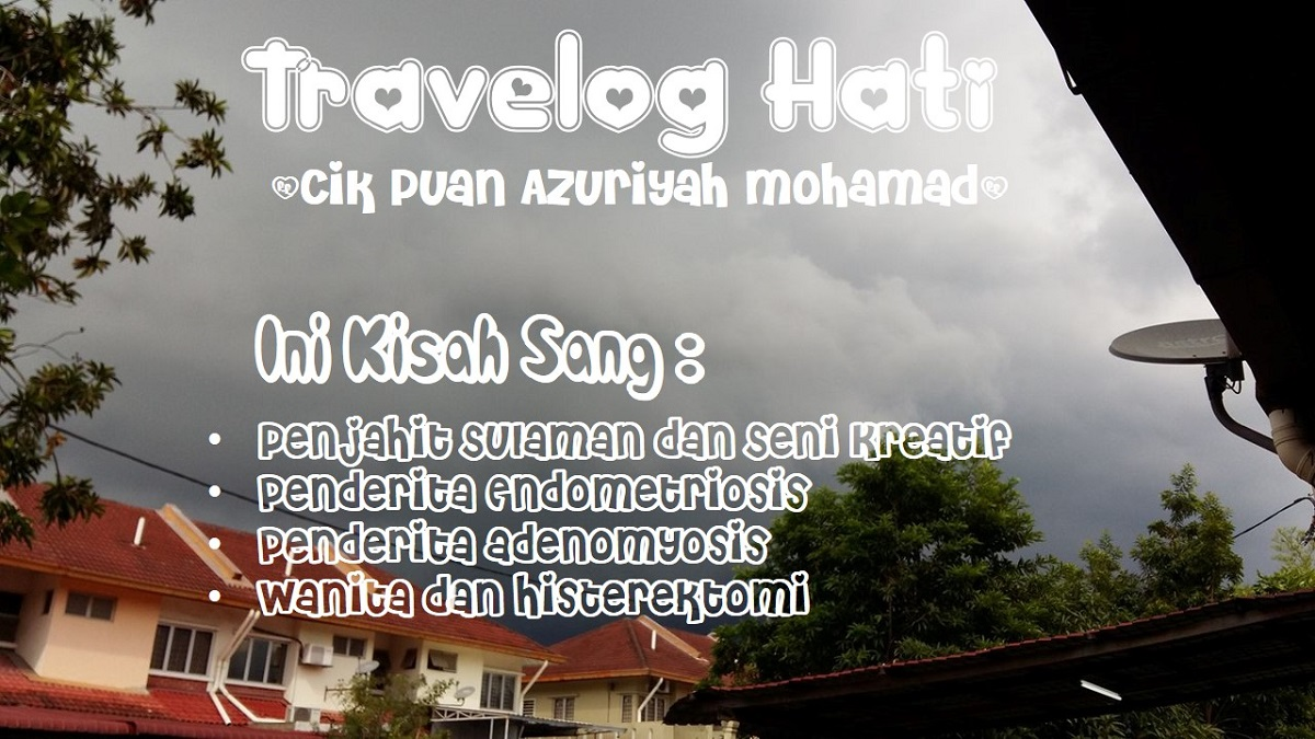 Travelog Hati