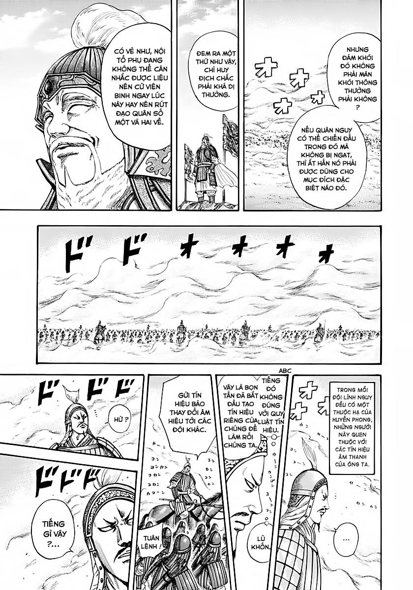 Kingdom – Vương Giả Thiên Hạ (Tổng Hợp) chap 208 page 12 - IZTruyenTranh.com