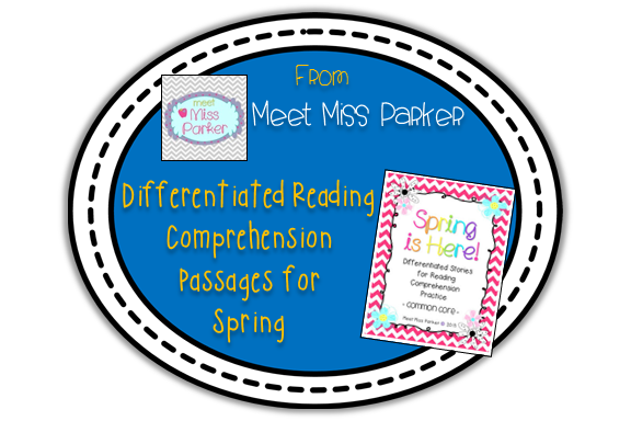 http://www.teacherspayteachers.com/Product/Differentiated-Reading-Comprehension-Passages-for-Spring-Common-Core-572236