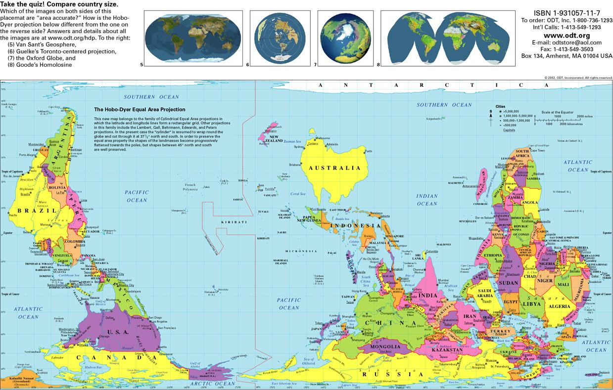 the world according to australians