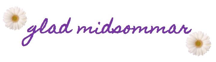 Glad midsommar önskar Efter endometrios