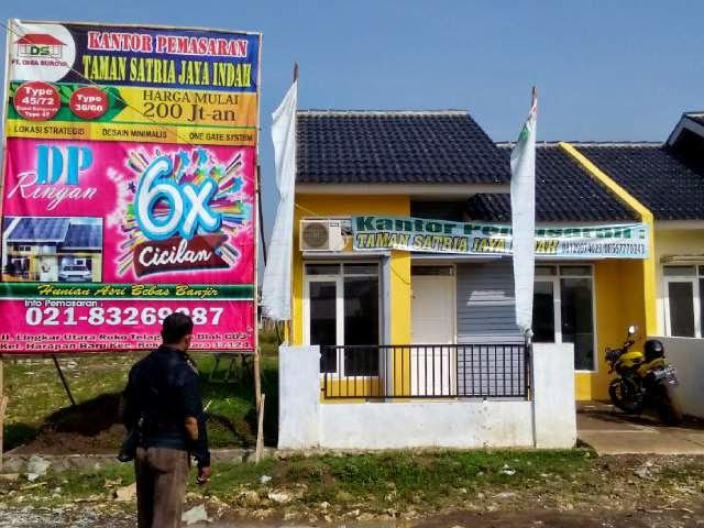 Taman Satria Jaya Indah Cluster Terbaru Di Tambun Utara Bekasi