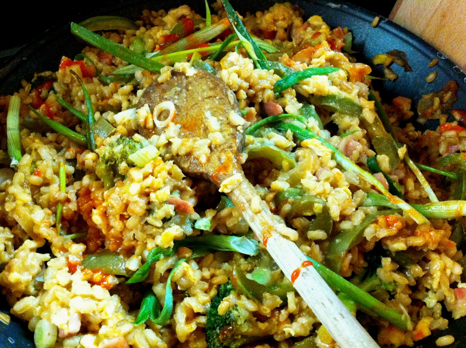 The Wandering Cook: Thai style fried rice