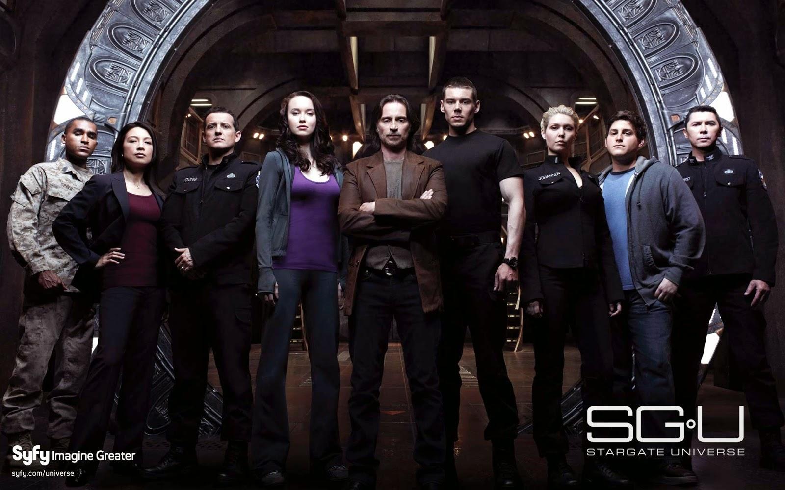звездные врата вселенная 1 сезон смотреть онлайн