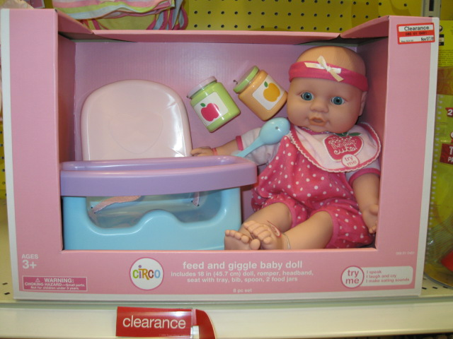 Target Baby Toys : Target toy clearance circo dolls and accessories